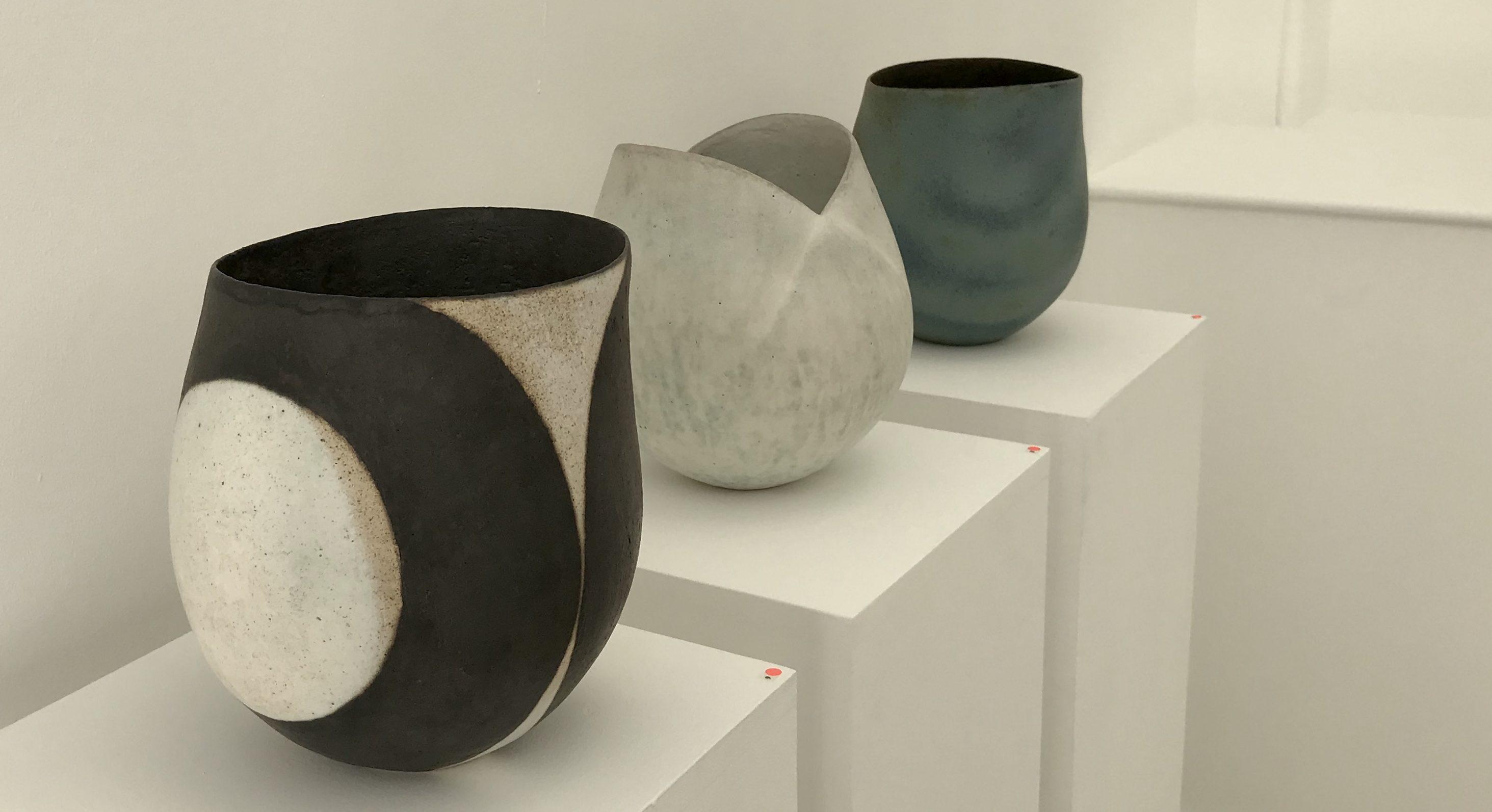 John Ward pottery exhibition