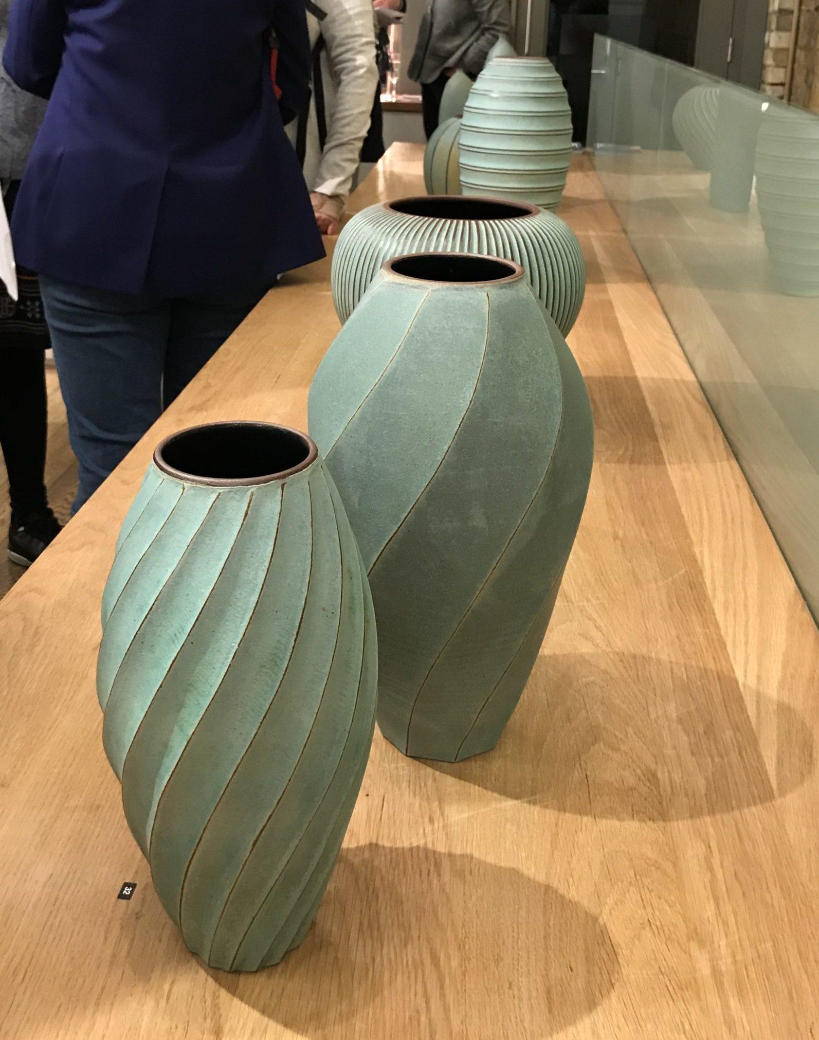 Line & Form at Contemporary Ceramics